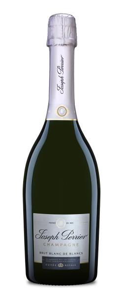 Champagner Cuvee Royale Blanc de Blancs von Joseph Perrier