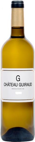 """Chateau Guiraud """"G"""" AOC"""