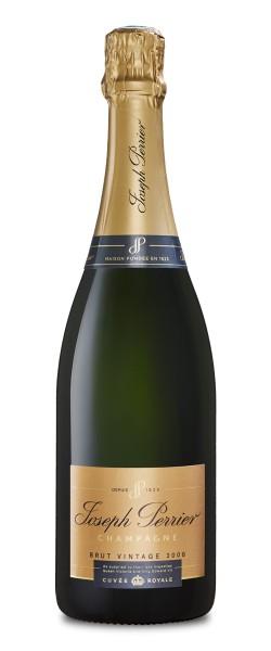 "Champagner Cuvee Royale Brut ""Vintage"" von Joseph Perrier"