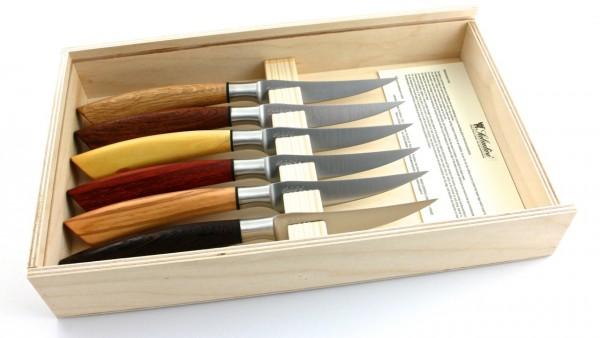 Steakmesser Set x6