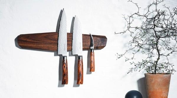 Magnet Messerhalter für 8 Messer
