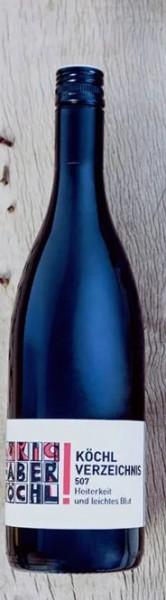 "Cuvée rot ""Köchl Verzeichnis 507"""