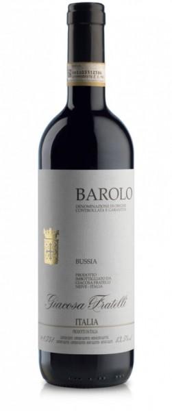 Giacosa Barolo Bussia DOCG